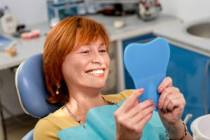 Why are cosmetic dentures in Midwest City the right choice for you?
